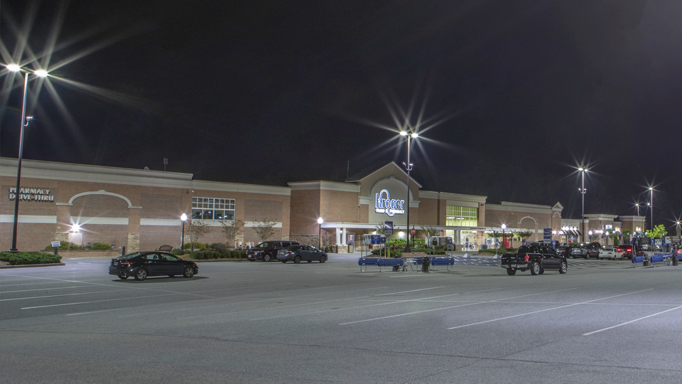 LED Lighting Maintenance Kroger