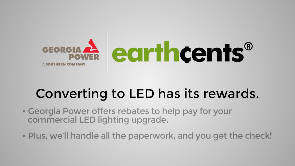 lighting technologies inc upgrades GA power rebate