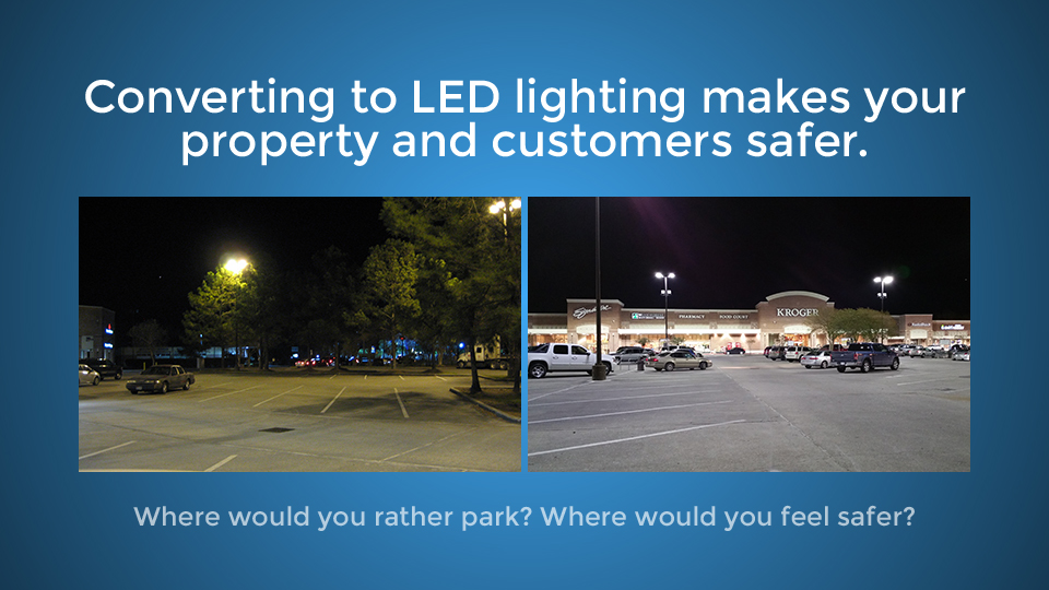 lighting technologies inc LED lighting safety